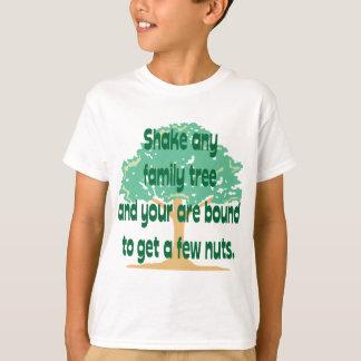 Shake Any Family Tree T-Shirt