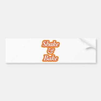 Shake & Bake Bumper Stickers