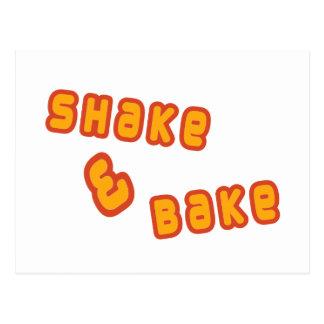 Shake & Bake Postcard