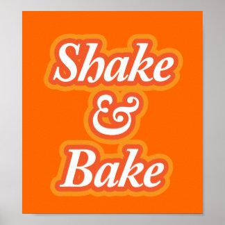 Shake & Bake Poster