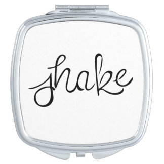 Shake Cosmetic Mirror