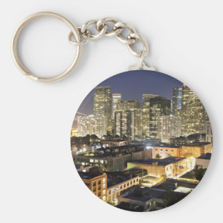 Shake Dreams From Your Hair Basic Round Button Keychain