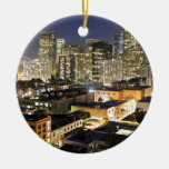 Shake Dreams From Your Hair Christmas Tree Ornament
