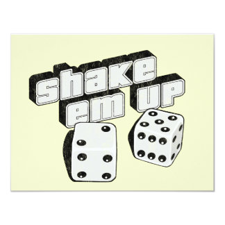shake em up - dice card