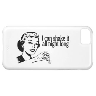 Shake It All Night Long Retro Case For iPhone 5C