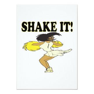 Shake It Card