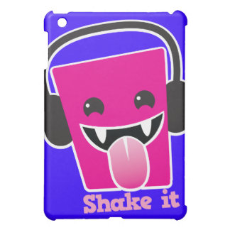 Shake it! music MP3 head fun! Cover For The iPad Mini
