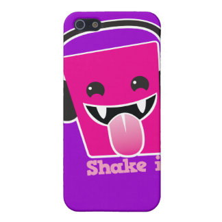 Shake it music MP3 head fun Cases For iPhone 5