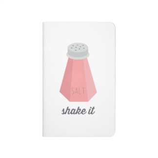 Shake It   Pink Salt Shaker Journal