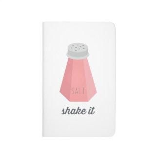 Shake It   Pink Salt Shaker Journals