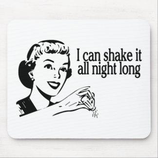 Shake It Retro Mousepads