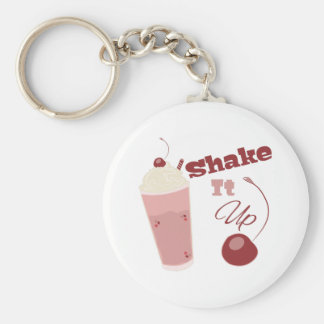 Shake It Up Key Chain