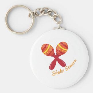 Shake Senora Keychains