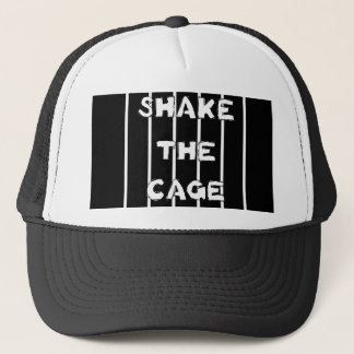 Shake The Cage Trucker Hat