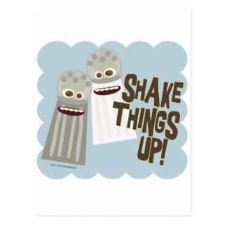 Shake Things Up! Postcards