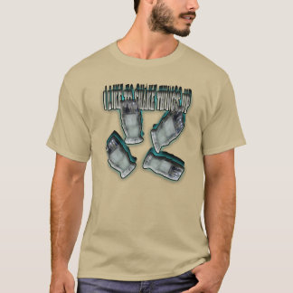 Shake things up. T-Shirt