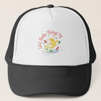Shake Things Up Trucker Hat