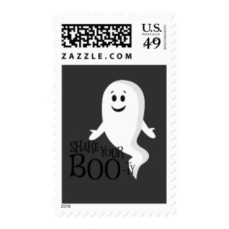 Shake Your Boo-ty Postage