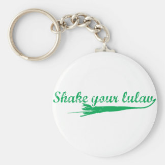 Shake your Lulav Keychain