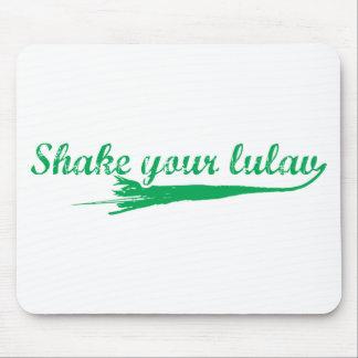 Shake your Lulav Mouse Pad