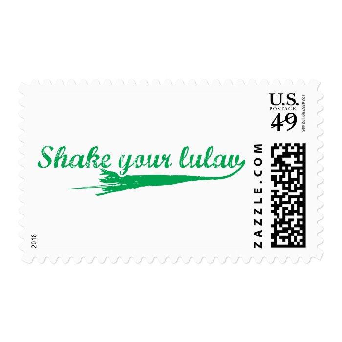 Shake your Lulav Postage