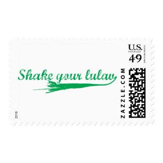 Shake your Lulav Stamp