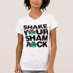 Shake Your Shamrock - Black Shirt