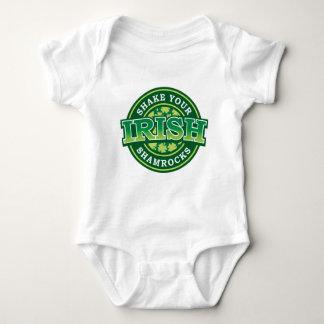 Shake Your Shamrocks Baby Bodysuit