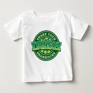 Shake Your Shamrocks Baby T-Shirt