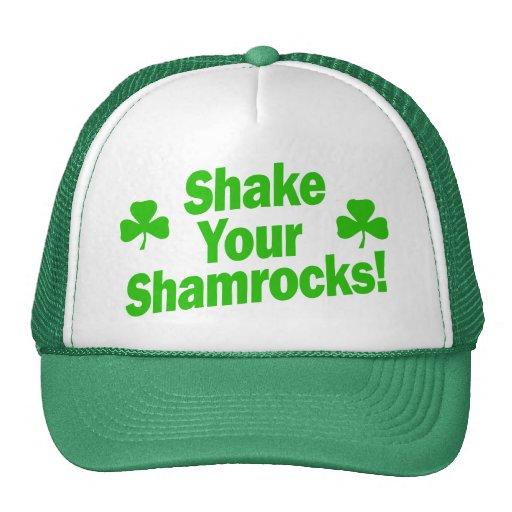 Shake Your Shamrocks! Hat