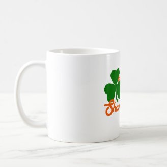 Shake your Shamrocks Mugs