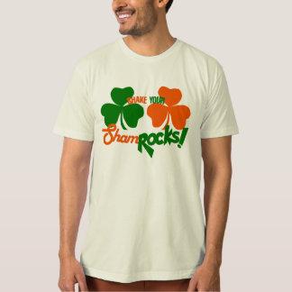 Shake your Shamrocks T Shirts