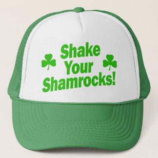 Shake Your Shamrocks! Trucker Hat