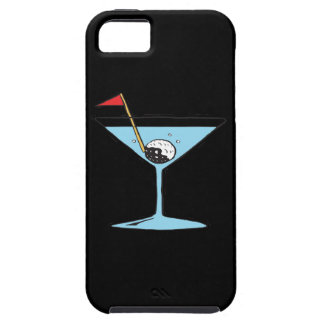 Shaken Not Stirred iPhone 5 Cover