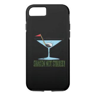 Shaken Not Stirred iPhone 7 Case
