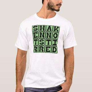 Shaken Not Stirred, Martini Preference T-Shirt