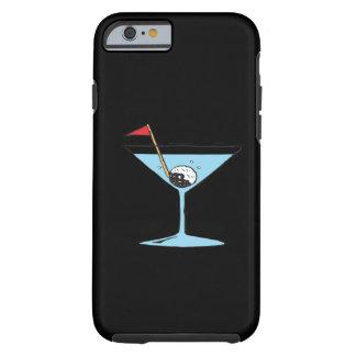 Shaken Not Stirred Tough iPhone 6 Case