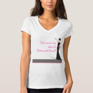 Shaken & Stirred T-Shirt