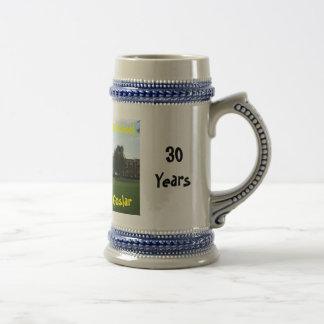 Shaker-Goslar Exchange 30 years (S... - Customized 18 Oz Beer Stein