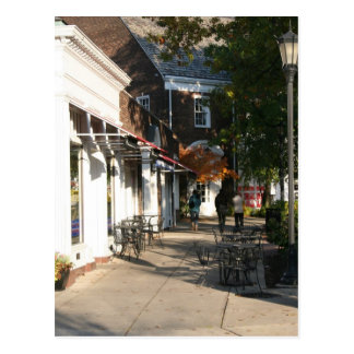 Shaker Square by Day - 3 Postcard