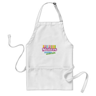 Shakers Adult Apron
