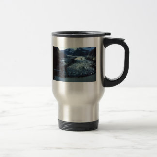 Shakes Glacier in Southeast Alaska Coffee Mugs