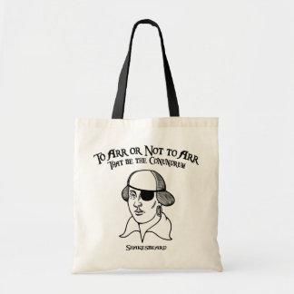 Shakesbeard Tote Bag