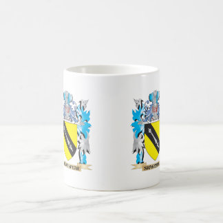 Shakespear Coat of Arms - Family Crest Classic White Coffee Mug