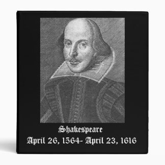 "Shakespeare7, el 26 de abril de 1564 - 23 de abril carpeta 1"""