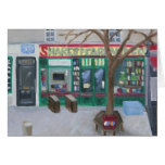 SHAKESPEARE AND COMPANY PARIS NOTECARD STATIONERY NOTE CARD
