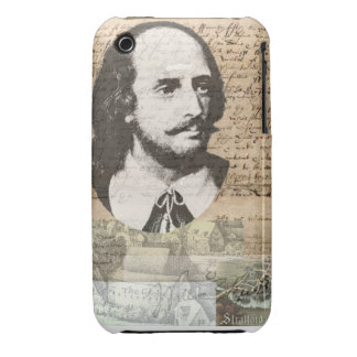 Shakespeare and Globe Theater Case iPhone 3 Cover