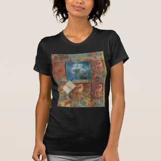 Shakespeare art customize with favorite quotation T-Shirt