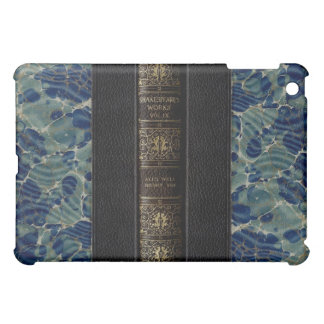 Shakespeare Book iPad Cover