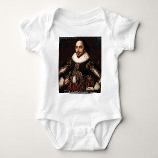 """Shakespeare """"buenas noches, dividiendo"""" los mameluco de bebé"""